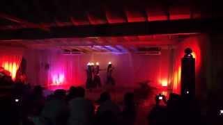 Raks Al shamadan (Danza del Fuego) Muestra Anual Diosas de Egipto 2013