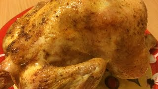 курица в духовке. Как приготовить сверх сочную курицу с хрустящей корочкой