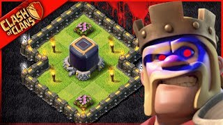 """""""GET BACK IN BLACK!"""" ▶️ Clash of Clans ◀️ THE KING WHO MADE IT"""