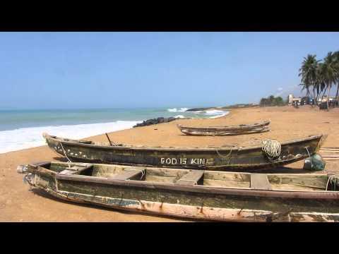 Plage d'Aného ( Togo )