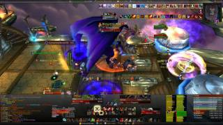Warmaster Blackthorn 10 man Heroic Arms Warrior POV (Nightmares Asylum @ Outland EU)