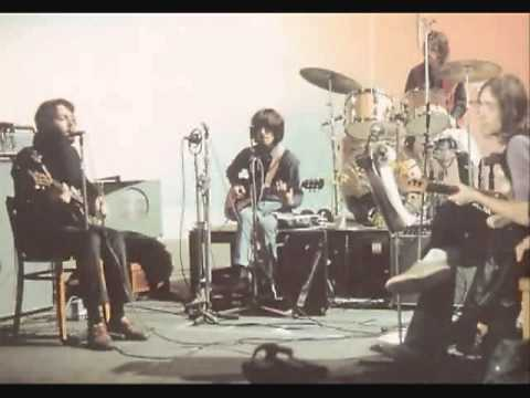 The Beatles w/ Billy Preston - Love Me Do (Get Back Sessions 1969)