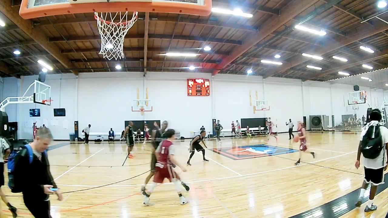 SAN LUIS OBISPO BASKETBALL - EURO ELITE vs  Sage Academy Sacramento  HIGHLIGHTS