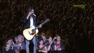 30 Seconds To Mars - Hurricane (Acoustic + bits of other songs) - Rock Am Ring 2013 Live