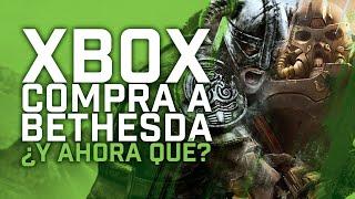 XBOX COMPRA BETHESDA - NOTICIA HISTÓRICA: Te contamos POR QUÉ es un BOMBAZO tan IMPORTANTE