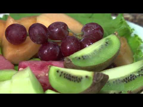Better Health: Fruits and Veggies