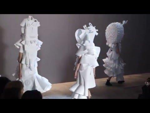 Viktor & Rolf Haute Couture Summer 2016