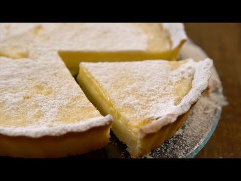 How To Make Lemon Tart | Lemon Tart Recipe | Quick & Easy British Dessert  Recipe | Neelam Bajwa