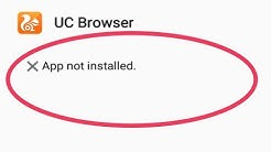 How To Fix 100% App Not Installed Error In Android Full Solution