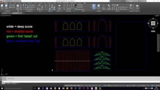 Laser Cutting - AutoCAD 1 - Drawing Setup