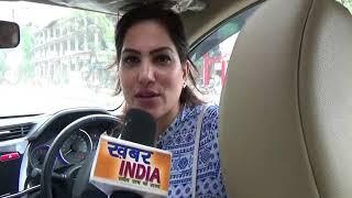 Bollywood actoress  Pammi Motan Khabar India par