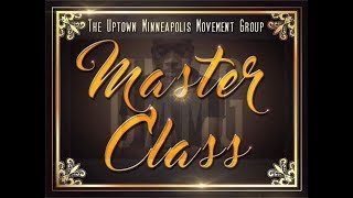 Uptown Minneapolis Music Movement Group Master Class Interview With DuJuan Elliott