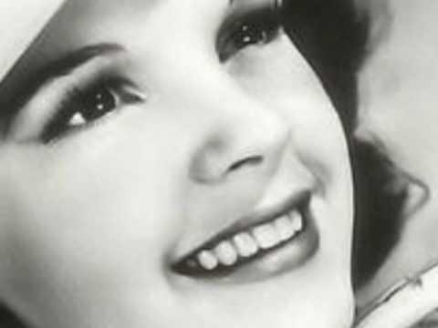JUDY GARLAND: 'SMILES', A RARE RADIO RECORDING.