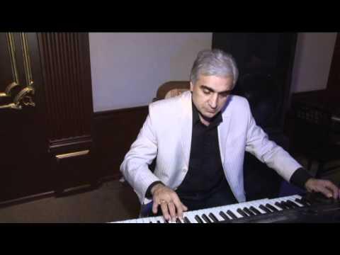 Армянские музыканты в Москве,кларнет  Александр Багдасаров Сурен Керопян,