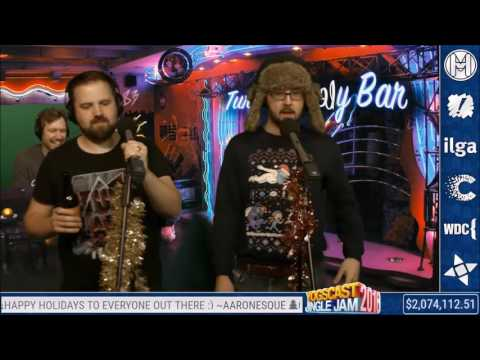 Yogscast Turps and Pyrion sing: West End Girls