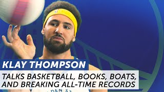 Warriors' Klay Thompson holds nothing back in all-time great interview | NBC Sports Bay Area