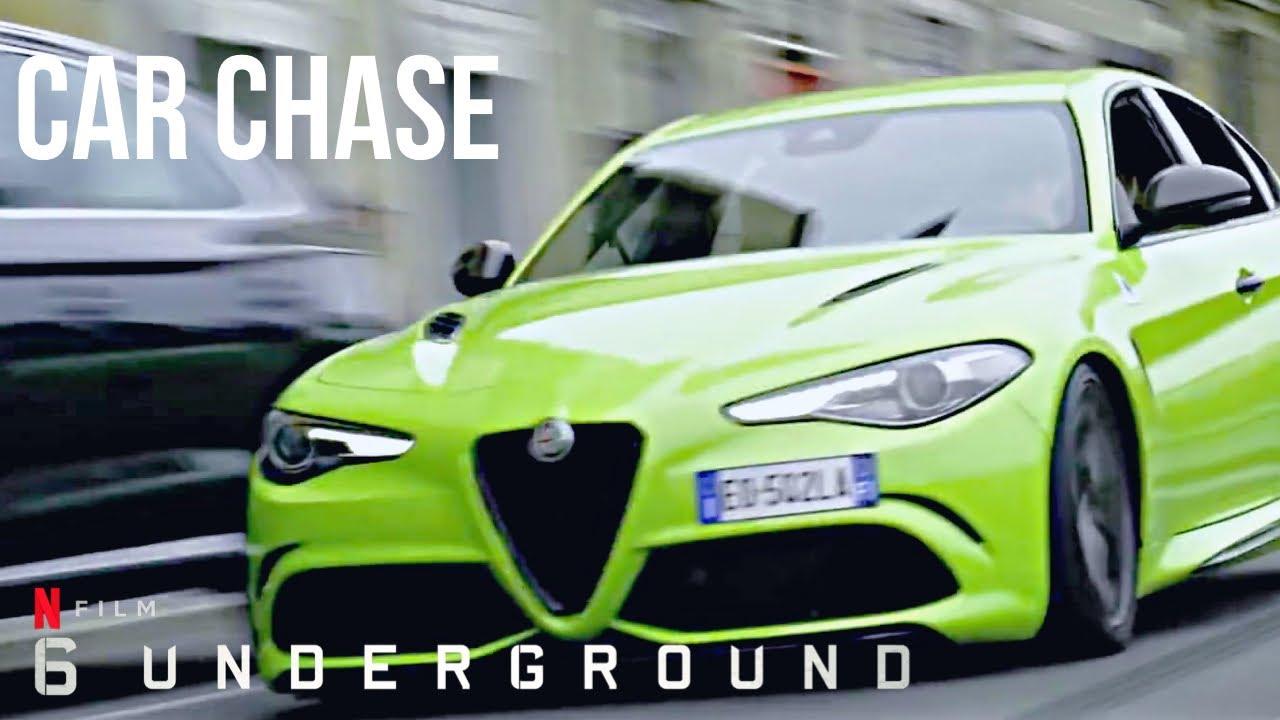 Download 6 Underground Car Chase