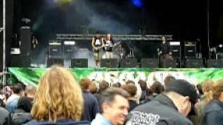 Mnemic - The Erasing (live)