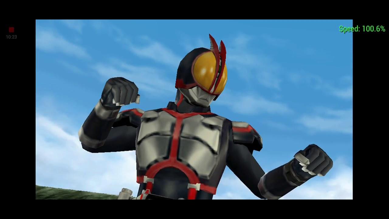 Kamen Rider Faiz (555) - Arcade Max (Kamen Rider Super ...