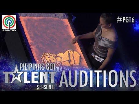 Pilipinas Got Talent 2018 Auditions: Bianca Gaviola - Sand Art