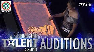 Pilipinas Got Talent 2018 Auditions: Bianca Gaviola - Sand Art