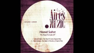 Heavid Saihnt - The Road To India EP (Aires Music)