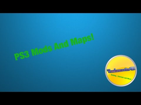 Minecraft PS3/4/Vita Mods And Maps With Download!!!