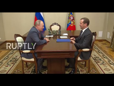 Russia: Putin appoints new Education Minister
