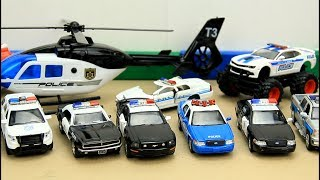 Police Cars for Children & Police Vehicles