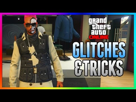 GTA 5 Online : Outfit Glitches 1 24 / 1 26 (PS3, PS4, Xbox