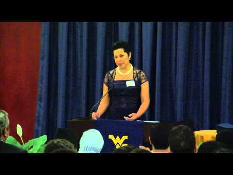 International Students Graduation Reception, 2015: West Virginia University