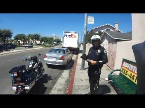 FRIENDLY TORRANCE POLICE OFFICER SCOTT