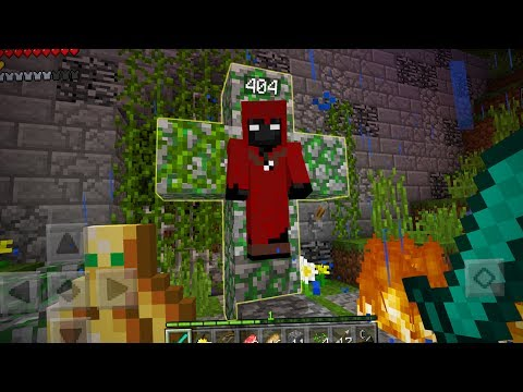 How To Spawn Entity 404 Boss in Minecraft Pocket Edition!
