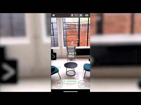 AR product visualization with ZapWorks - World tracking interior design tutorial - Part 3 thumbnail