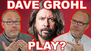 "REVIEW: Dave Grohl ""Play"" 23 minute solo single!"