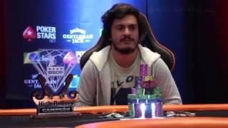 BSOP 2017 Enjoy Punta del Este - Ramiro Petrone Ganador NLH High Rollers