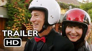Book Club Official Trailer #1 (2018) Diane Keaton, Jane Fonda Comedy Movie HD