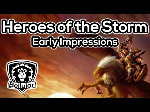 Heroes of the Storm Impressions - The Fun Moba For All