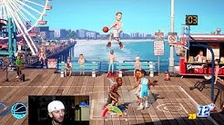 Mein erstes NBA2K Playgrounds 2 - Let's play