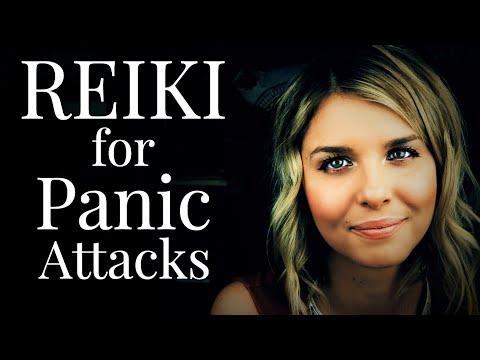 ASMR Reiki For Panic Attacks/Soft Spoken Healing Reiki Session With A Reiki Master/Support & Balance
