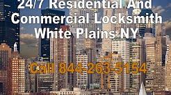 24 Hour Emergency Residential And Commercial Locksmith White Plains NY - Find The Closest Locksmith