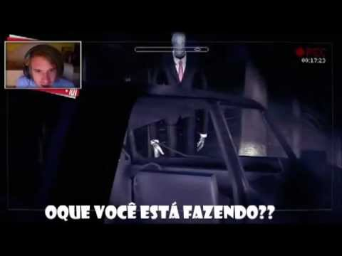 (LEGENDADO)PewDiePie-SLENDER THE ARRIVAL PART 1