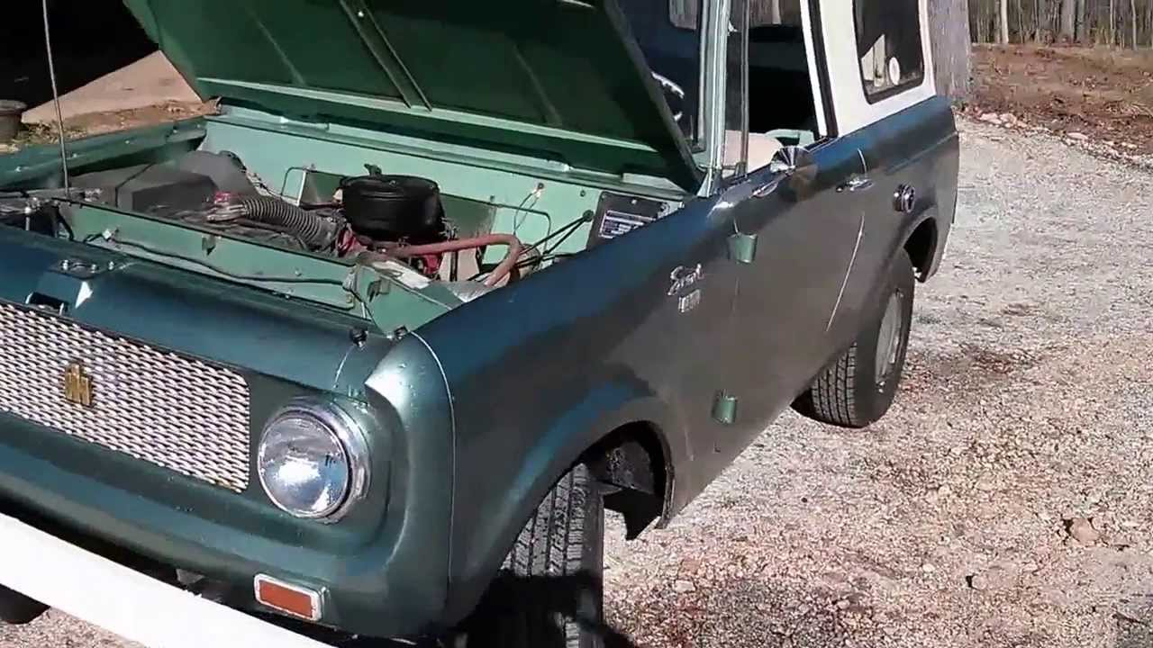 Wiring Harness 1965 Scout International 80 42 Diagram Model For Sale Beautiful Classic