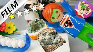 Playmobil Rodzina Wróblewskich | Wizyta w NAJGORSZEJ restauracji w mieście! Co jest w menu?