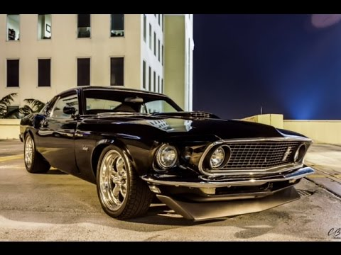 1969 Mustang Fastback- Bad Ass Edition