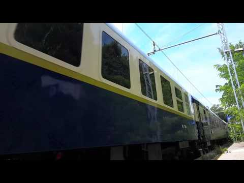 Golden Eagle Danube Express -Luxury Train  at Triest