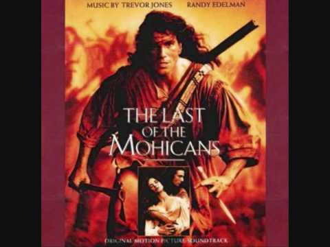 RANDY EDELMAN - The Last Of The Mohicans (The Courier)