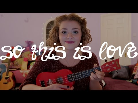 So This Is Love | Disney Cover