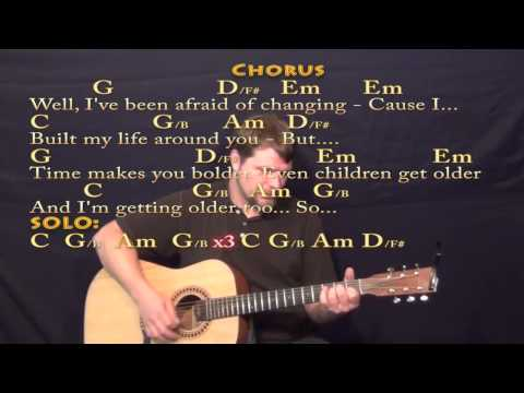 Landslide chords by Seven Places - Worship Chords