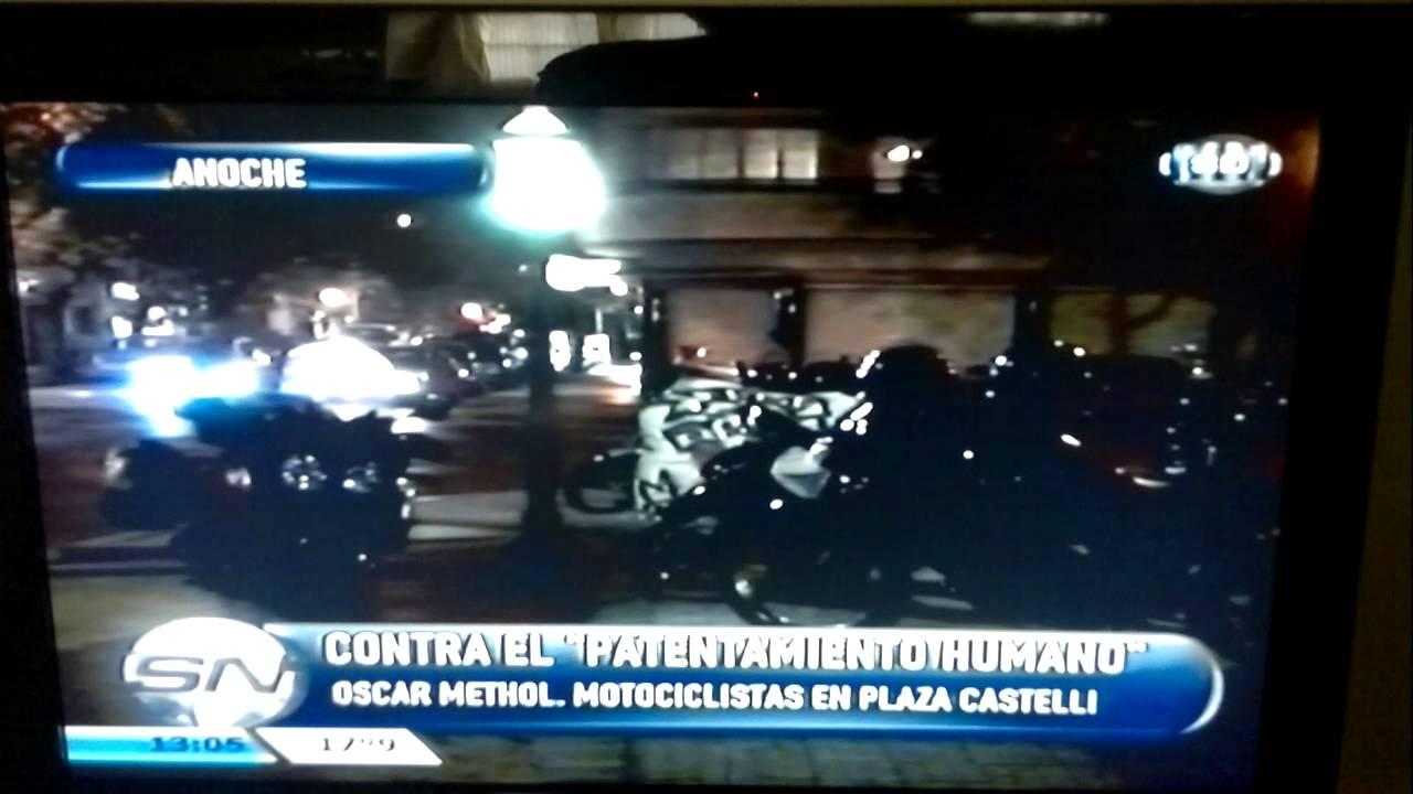 """Manifestación """"No al Patentamiento Humano"""""""